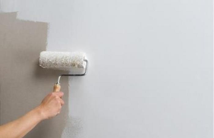 طلاء أبيض يحافظ على برودة المباني في الصيف