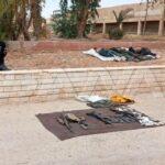 بكمين محكم.. الجهات المختصة تقبض على إرهابيين شمال غرب منطقة السخنة