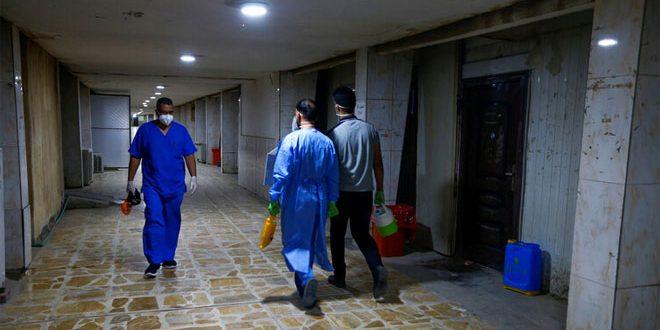 94 وفاة جديدة بكورونا في العراق