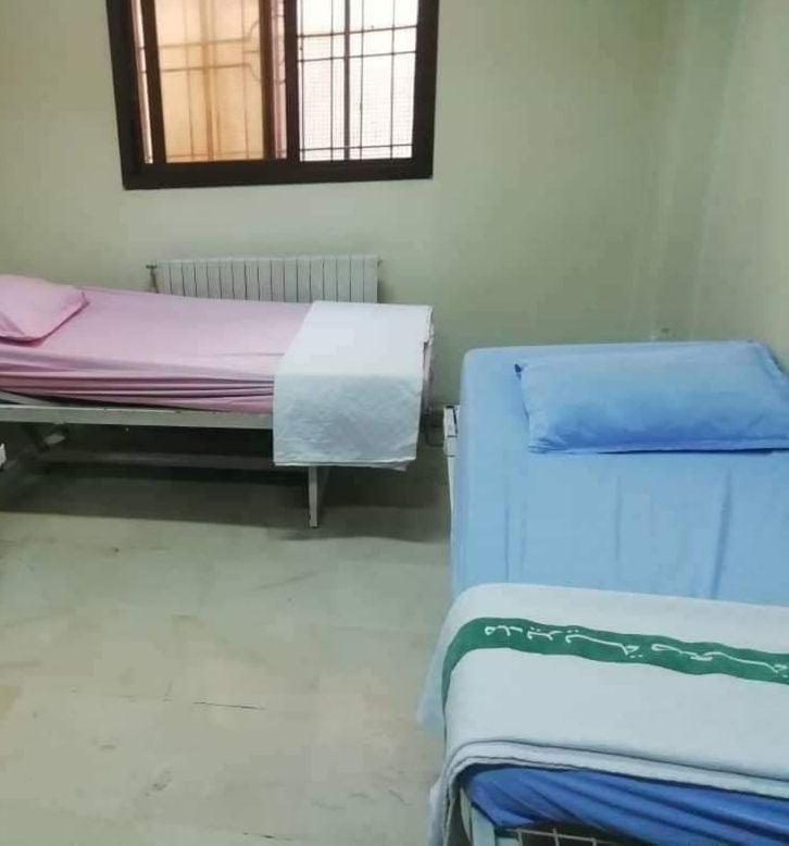 الصحة تخصص مشفى ابن رشد بدمشق كمركز عزل للحالات الإيجابية لفيروس كورونا