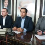 محافظ دمشق يحسم قضية أكثر من ألف عامل بعدم فصل اي منهم وتأمين استثمارات إضافية