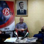 حوار مباشر مع الرفيقين عضوي القيادة المركزية لحزب البعث العربي الإشتراكي حول الاسئناس الحزبي