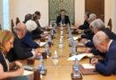 برئاسة الرفيق د. بشار الأسد الأمين العام لحزب البعث العربي الاشتراكي القيادة المركزية تعقد اجتماعاً