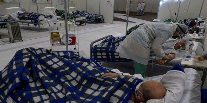 """وورلد: إصابات """"كورونا"""" تتجه نحو 11 مليون"""