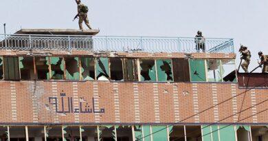 """هجوم لـ""""داعش"""" على سجن في أفغانستان"""