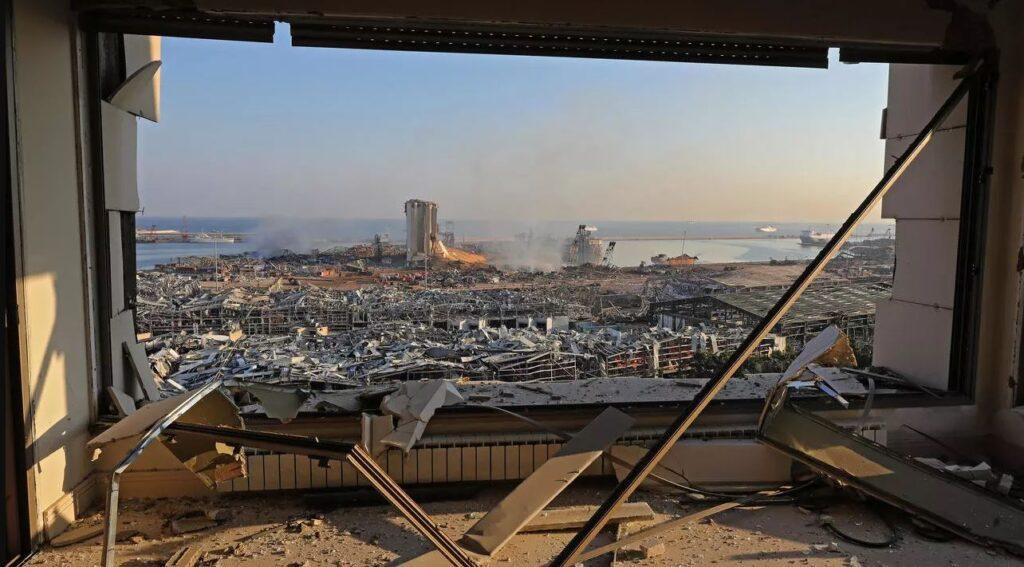 """قرار قديم """"أحرق"""" لبنان قبل حريق المرفأ.. جارنا سيجوع و رؤية جديدة لعلاقة """" الموائد المفتوحة"""" مع سورية"""