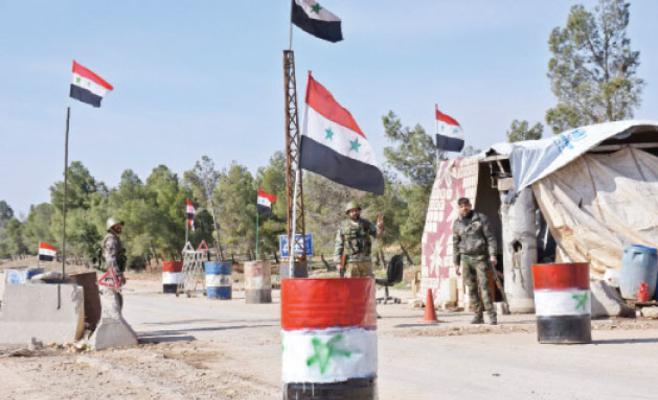موقع تشيكي يدين اعتداء الطائرات الأمريكية على حاجز للجيش العربي السوري بريف القامشلي