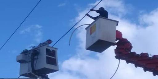 القامشلي.. إعادة التيار الكهربائي إلى الأحياء الشمالية الشرقية