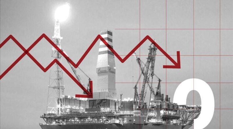 خسائر كبيرة لشركات النفط الأمريكية