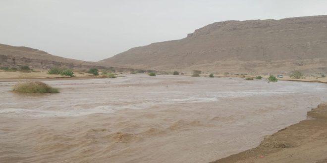 17 قتيلا جراء الأمطار الغزيرة والسيول في مأرب