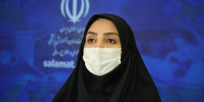 """إيران تسجل 184 وفاة و2345 إصابة جديدة بـ""""كورونا"""""""