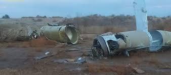 تحطم طائرة عسكرية كينية جنوب الصومال
