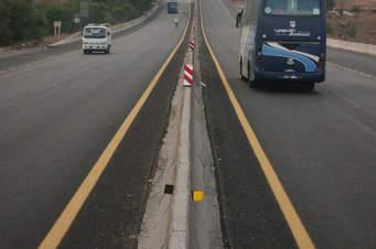 حادث سير على طريق حمص طرطوس