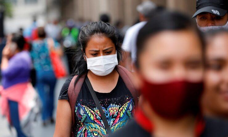 إصابات ووفيات جديدة بفيروس كورونا في المكسيك