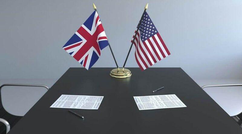 لندن وواشنطن تبحثان اتفاقية التجارة الحرة هذا الأسبوع