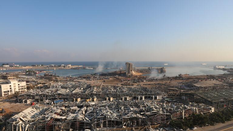 تحرير 100 مليار ليرة للتعامل مع حادث انفجار مرفأ بيروت