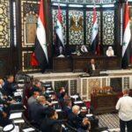 انتخاب حموده صباغ رئيساً لمجلس الشعب بدروته التشريعية الثالثة