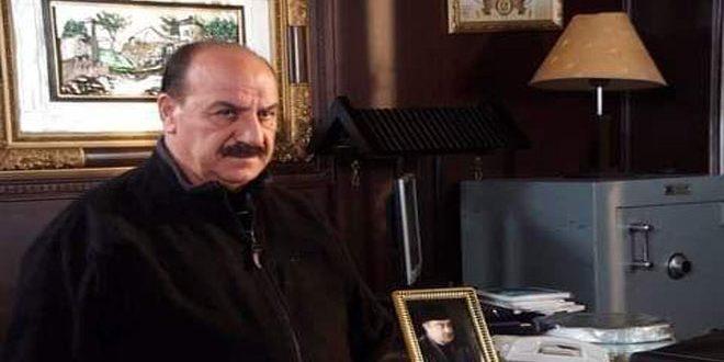 الفنان طوني موسى يودع الدراما السورية عن عمر 66 عاماً