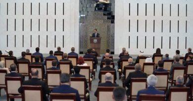 الرئيس الأسد أمام أعضاء مجلس الشعب: الانتخابات محطة تاريخية كتب شعبنا تفاصيلها بأقلامه الناخبة (فيديو)