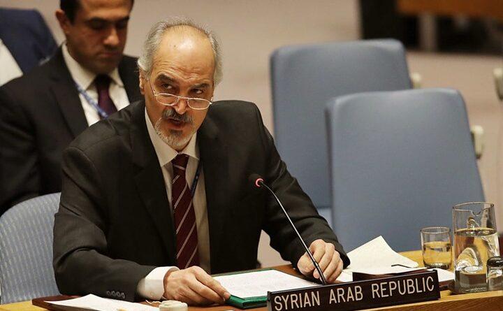 الجعفري: الغرب يشوه الحقائق حول الملف الكيميائي في سورية ويجب إغلاقه نهائياً