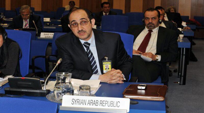 السفير صباغ: تقارير الوكالة الدولية للطاقة الذرية تشهد على وفاء سورية بالتزاماتها
