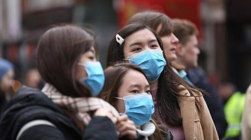 7 حالات وافدة بكورونا في البر الصيني