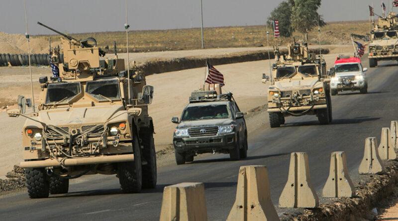استهداف رتل تابع للقوات الأمريكية في العراق