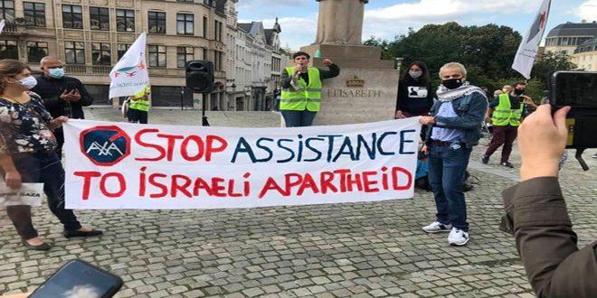 """من بروكسيل.. مطالب برفع الحصار """"الإسرائيلي"""" على قطاع غزة"""