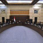 مجلس الوزراء: إعادة تشغيل حركة الطيران أمام المسافرين عبر مطار دمشق الدولي بدءاً من الأول من الشهر المقبل