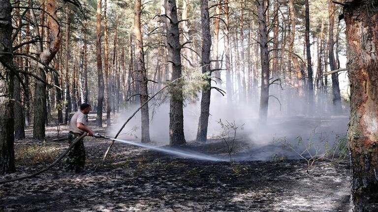لأول مرة.. حرائق الغابات تطال القطب الشمالي