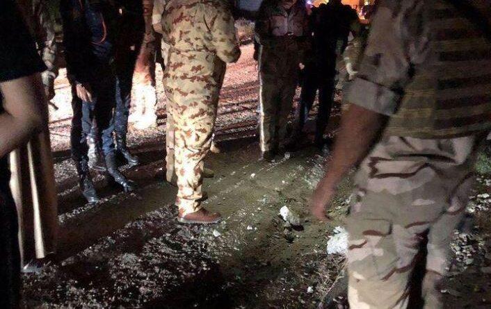 العراق.. استهداف قواعد أمريكية قرب مطار بغداد الدولي