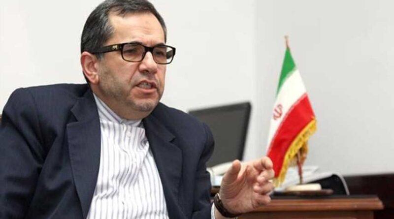 مندوب إيران: واشنطن فشلت في الحيلولة دون رفع قيود التسلح عن طهران