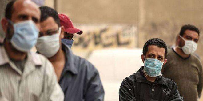 أكثر من 100 إصابة جديدة بفيروس كورونا في مصر