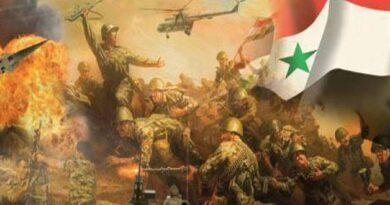 الذكرى السابعة والأربعين لحرب تشرين التحريرية وانتصار الإرادة الوطنية