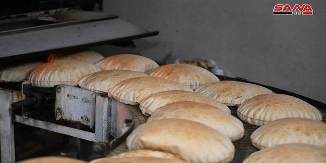 التجارة الداخلية تعدل سعر مبيع الطحين والخبز وتؤكد على إنتاج الرغيف بأفضل المواصفات