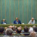 اللجنة المركزية الموسعة للتنظيم الفلسطيني لحزب البعث العربي الاشتراكي تعقد اجتماعا في دمشق اليوم برعاية وإشراف المجلس القومي للحزب