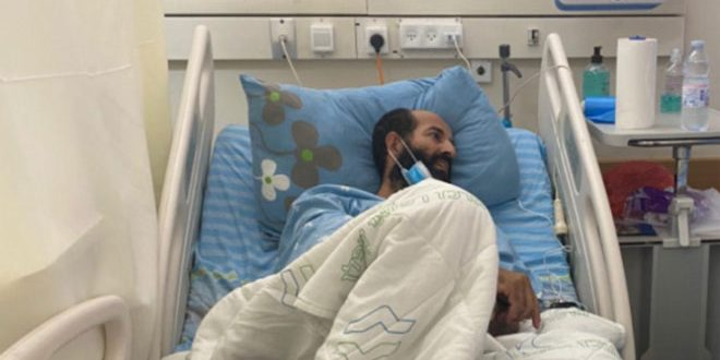 وسط تدهور كبير في حالته الصحية.. الأسير الأخرس يواصل إضرابه
