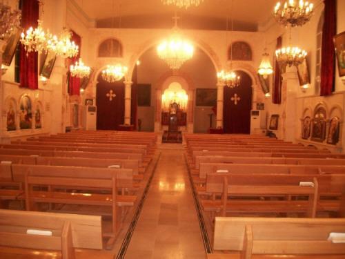 كنيسة مارتوما - رأس العين