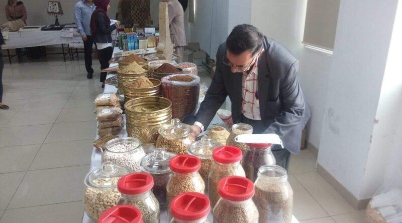 """افتتاح معرض """"نبض حلب"""" للمهن التراثية والحرف اليدوية"""