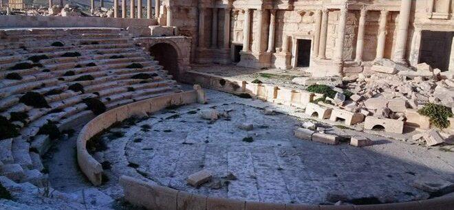 بيوتروفسكي: علماء سوريون وروس سيقدمون اقتراحاً لليونيسكو بشأن ترميم آثار تدمر