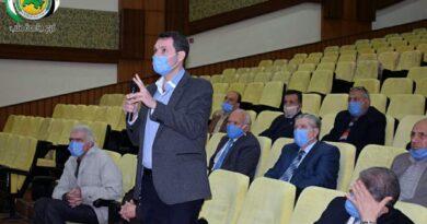 انتهاء المرحلة الثانية من الجلسات الحوارية على مستوى فروع الحزب في المحافظات.