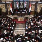 مجلس الشعب يبدأ أعمال جلسته الأولى من الدورة العادية الثانية للدور التشريعي الثالث