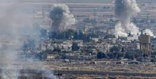 ضحايا بانفجار عبوة ناسفة في عفرين