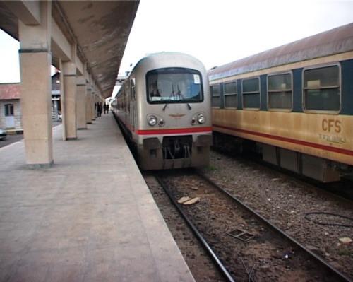 قطار الترين سيت