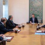 الرئيس الأسد يناقش الآليات التنفيذية لتطبيق قانون حماية المستهلك الجديد ويوجّه بوضع تحديد دقيق لصلاحيات ومسؤوليات الجهات المعنية بتنفيذه