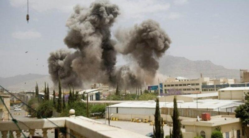 استهداف قاعدة جوية تابعة للنظام السعودي