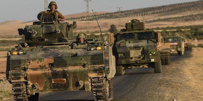 وفاة طفلة جراء دهسها بسيارة عسكرية للاحتلال التركي في قرية النيرب