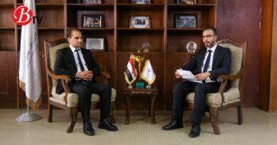 حوار خاص مع د. رافد محمد – مدير عام هيئة الإشراف على التأمين في سورية