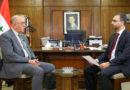 حوار خاص مع السيد زياد صبحي صباغ وزير الصناعة